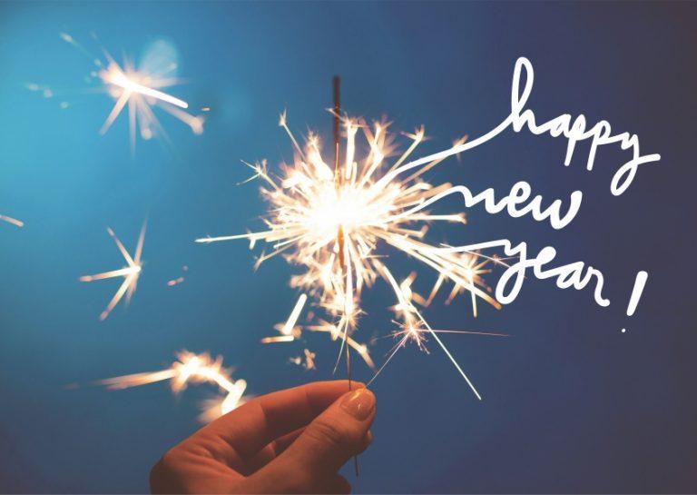 Desejamos a todos um Feliz Ano de 2019
